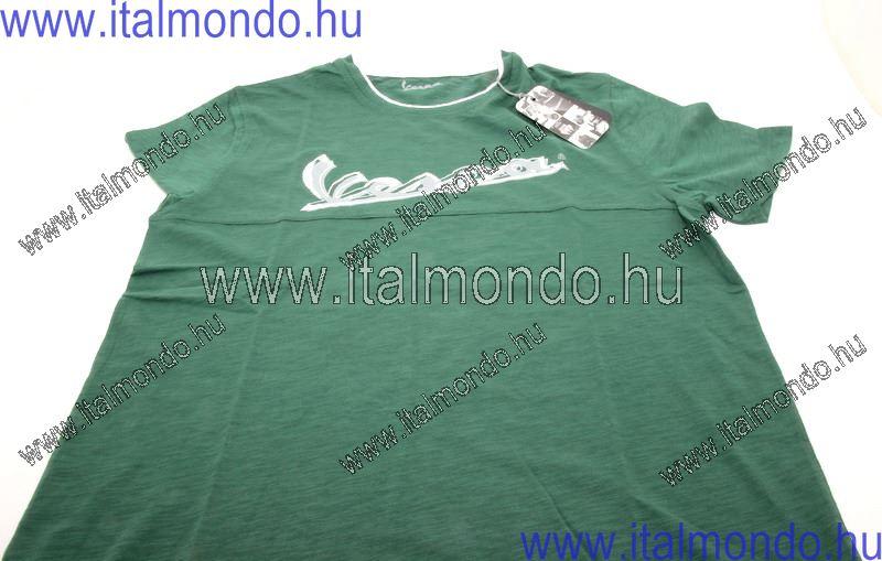 """póló férfi VESPA zöld """"XL"""" VESPA VESPA"""