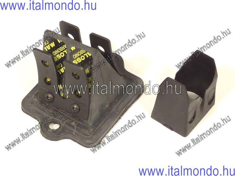 szívómembrán PIAGGIO 50-125 karbon 0,3mm MALOSSI