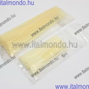 kábel kötegelő bilincs 290 mm hosszú elefántcsont CIF