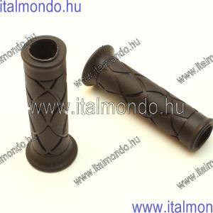 markolatgumi robogó fekete nyitott végű DOMINO