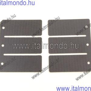 membránlap karbon 0,4 ROTAX 122-123-ROTAX MAX ADIGE