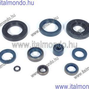 szimering 10x17x5 duplaajkú DR 650 dekompresszorh. ATHENA