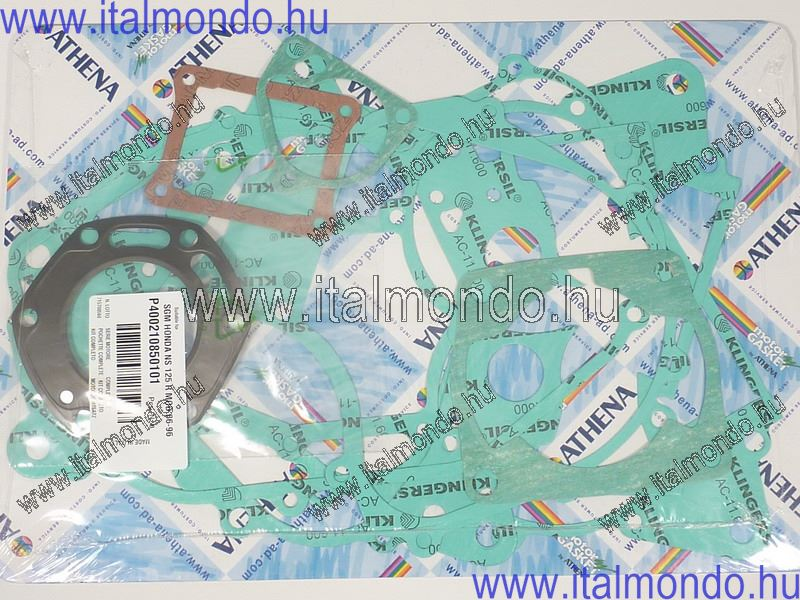 tömítésgarnitúra HONDA NSR-CRM 125 komplett ATHENA