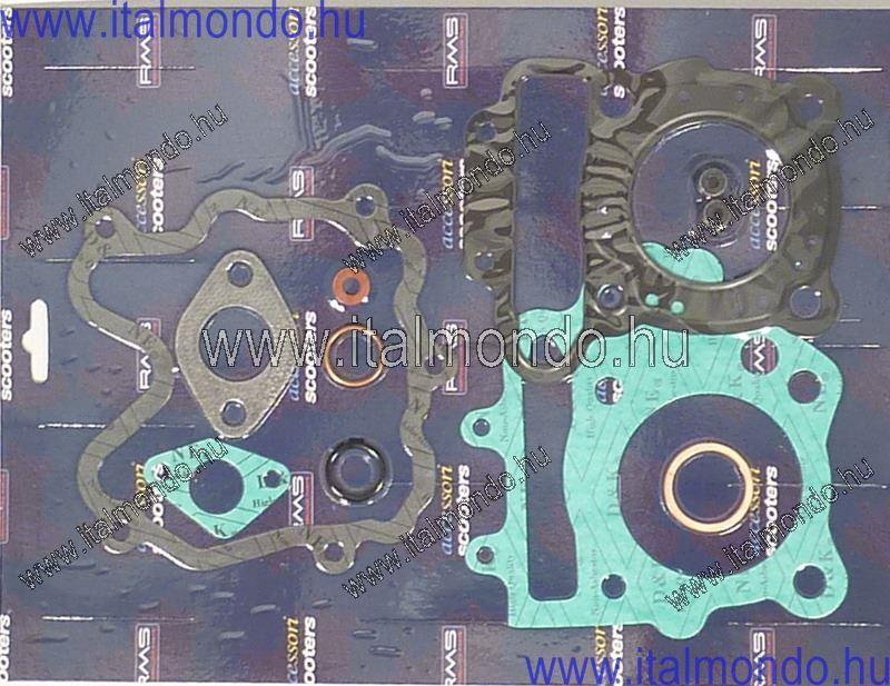 tömítésgarnitúra PEUGEOT ELYSEO 125 fej RMS RMS