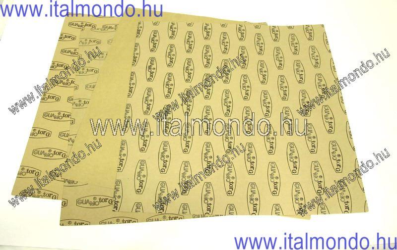 tömítőpapír 480x480x0,2 + 0,3 + 0,4 + 0,5 tömítés CIF