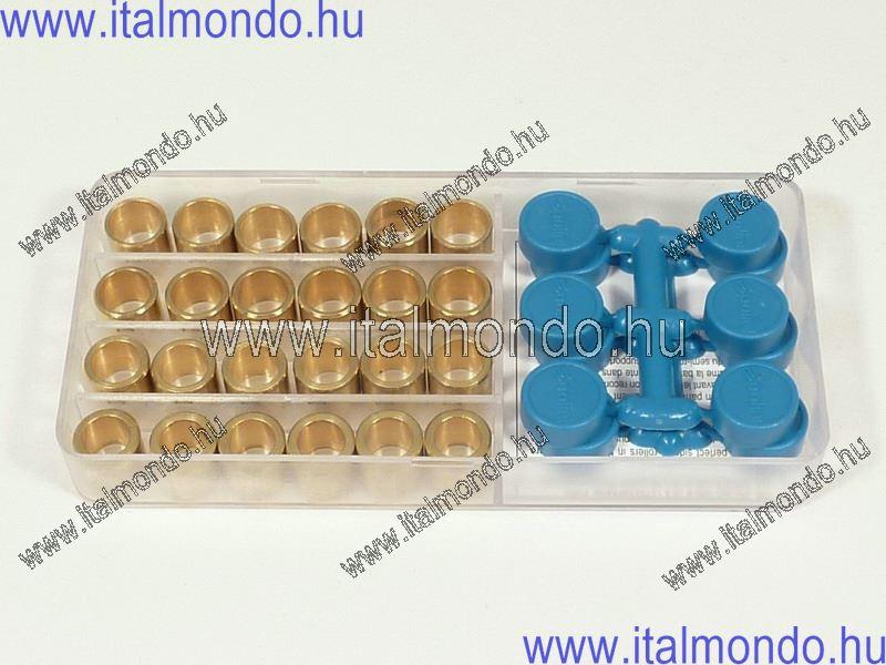 variátorgörgő 15x12 6,6-7,6-8,5-9, POLINI