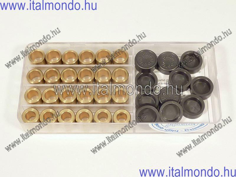 variátorgörgő 16x13 5,6-6,1-6,6-7, POLINI