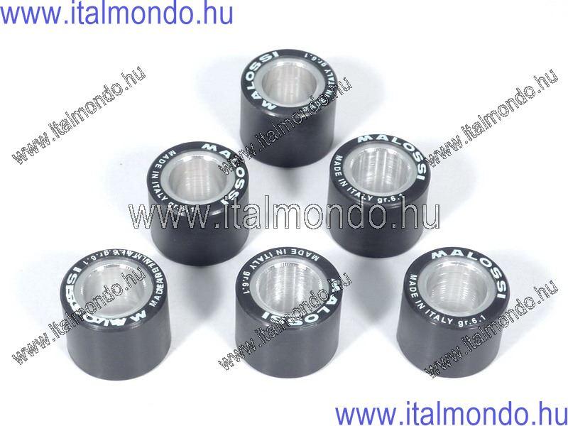 variátorgörgő 19x15,5 3,7 gr MALOSSI