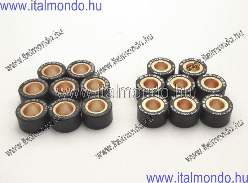 variátorgörgő 20x12 13 gr  8db MAJESTY 250 MALOSSI