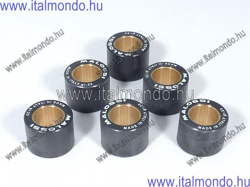 variátorgörgő 23,8x18 23 gr BURGMAN 150 MALOSSI