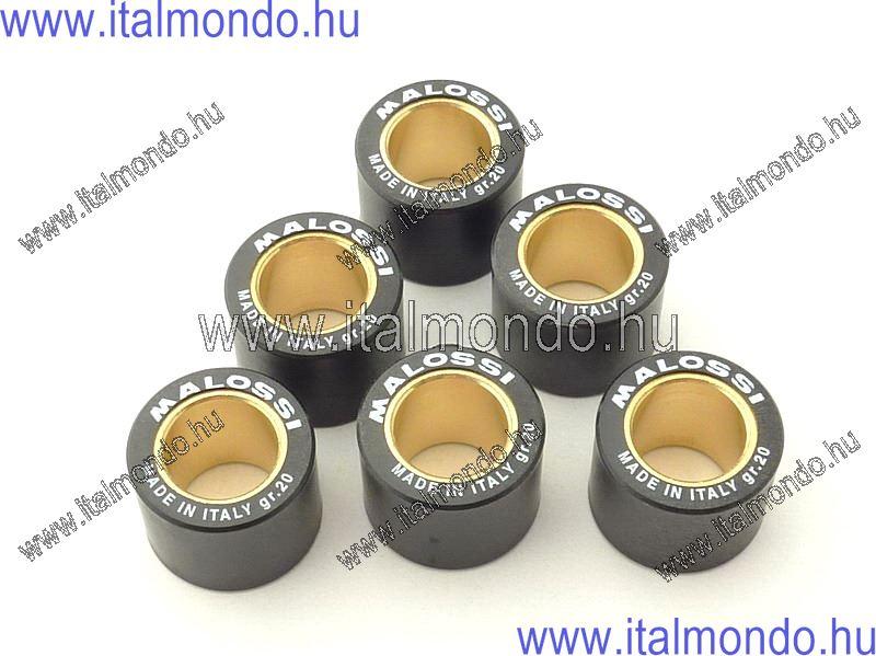 variátorgörgő 23x18 20 gr HONDA-X9 250 MALOSSI