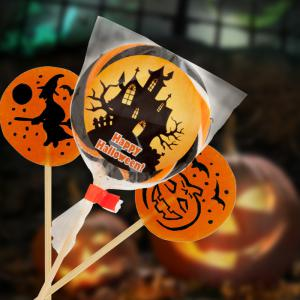Halloween nyalóka
