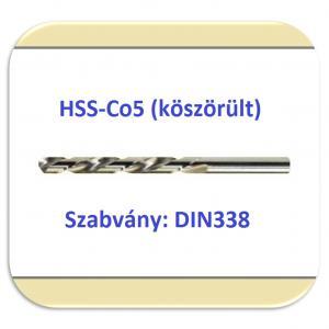 500 (Kobaltos) HSS-Co5 fényes (23385)