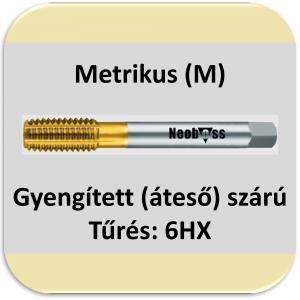 6060/80 ( M) HSSE TIN 6HX
