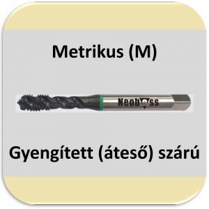 6343/69 (M) csavarth. 50° PM TIALN-GLT