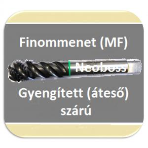 6343/69 (MF) csavarth. 50° Finom menet