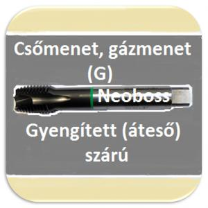 7273/69 (G) gázmenet egyeneshornyú  PM