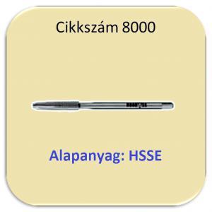 Anyamenetfúró HSSE