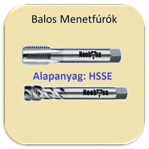 Balos gépi menetfúró (LH)