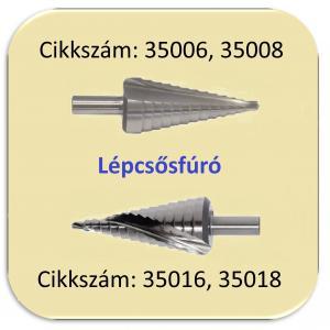 Gépi dörzsár HSS-Co5