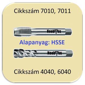 Gépi menetf. általános acélhoz 800 N/mm2
