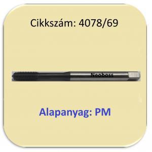 Keresztfuratos 90°HSS (35004)