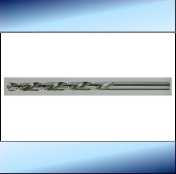 340 Hosszú szárú HSS-Co Csf. 2.0 mm DIN340 VA
