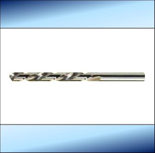 500 Csf. HSS-Co 1.0 mm DIN338 VA