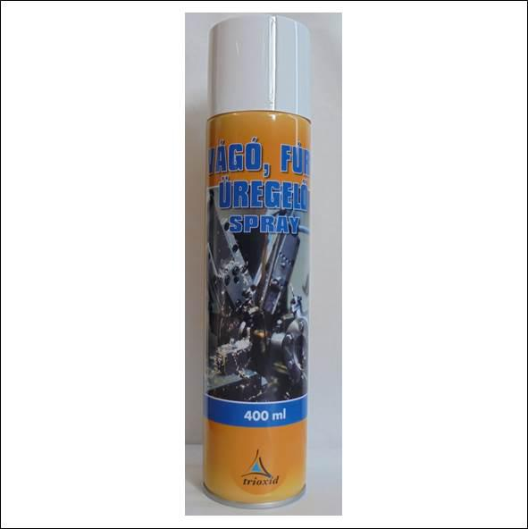 Trioxid vágó-fúró-üregelő spray 400 ml
