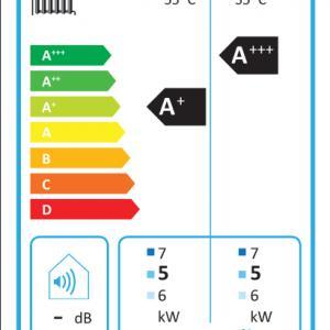 LG Therma-V (HM051M) 5kW levegő-víz hőszivattyú + ajándék hőhordozó