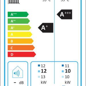 LG Therma-V (HM121M) 12kW levegő-víz hőszivattyú + ajándék hőhordozó