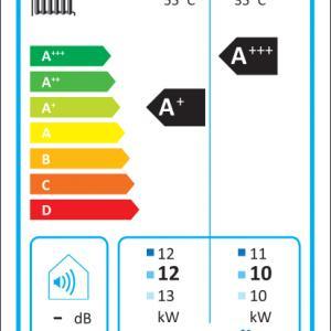 LG Therma-V HM123M Monoblokkos Levegő-víz Hőszivattyú 12 kW + ajándék hőhordozó