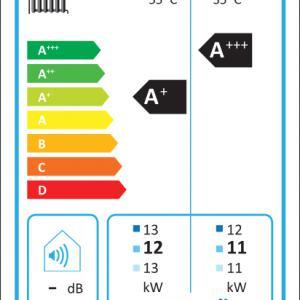 LG Therma-V (HM141M) 14kW levegő-víz hőszivattyú + ajándék hőhordozó