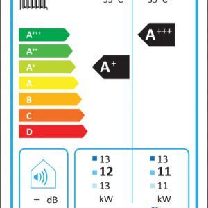 LG Therma-V (HM161M) 16kW levegő-víz hőszivattyú + ajándék hőhordozó