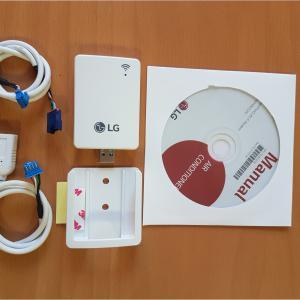 LG Therma V hőszivattyú wifi egység