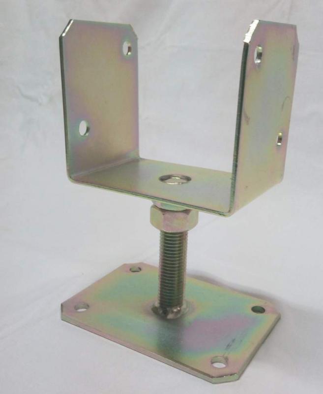 Állítható gerendatalp, 120 mm