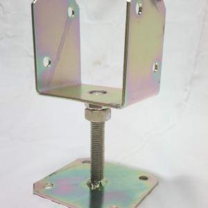 Állítható gerendatalp, 100 mm
