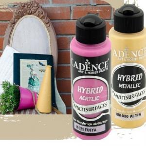 Cadence hybrid akril festékek