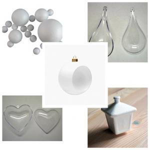 Polisztirol,akril,üveg,műanyag termékek