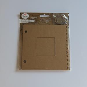 Album alap, mérete: 15,3x15,3cm (Rayher)