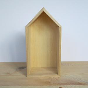 Fakeret, házikó. Mérete: 15x7,5x4 cm (Rayher)