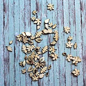 Mini őszi levelek