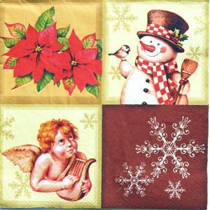 Szalvéta Karácsony