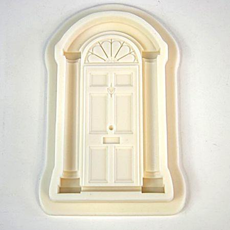 Szilikon formázó, ajtó. Mérete: 75x120 mm