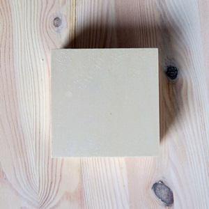 Szögletes poháralátét rétegelt lemezből, 6db