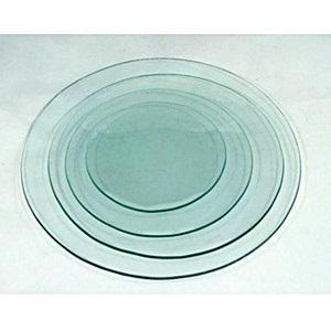 Üvegtál kör, átmérő: 15 cm