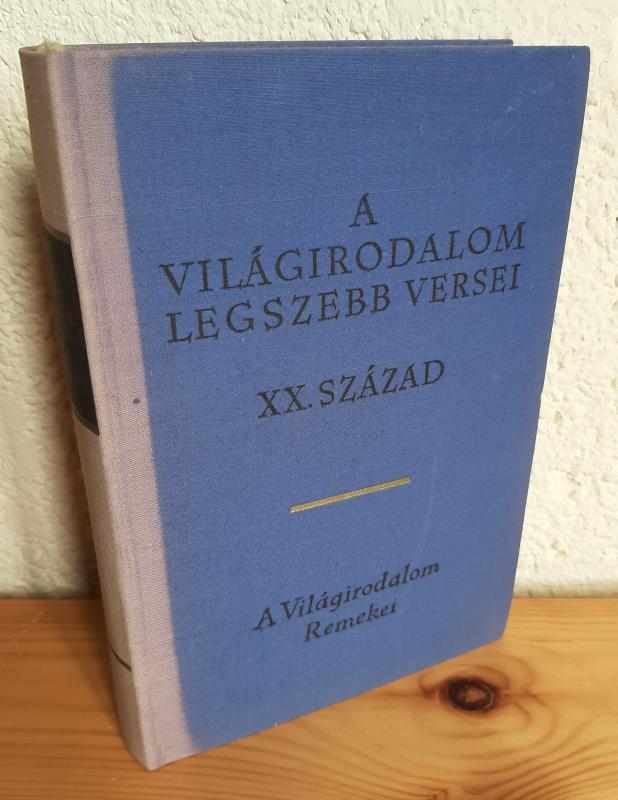 A világirodalom legszebb versei XX. Század