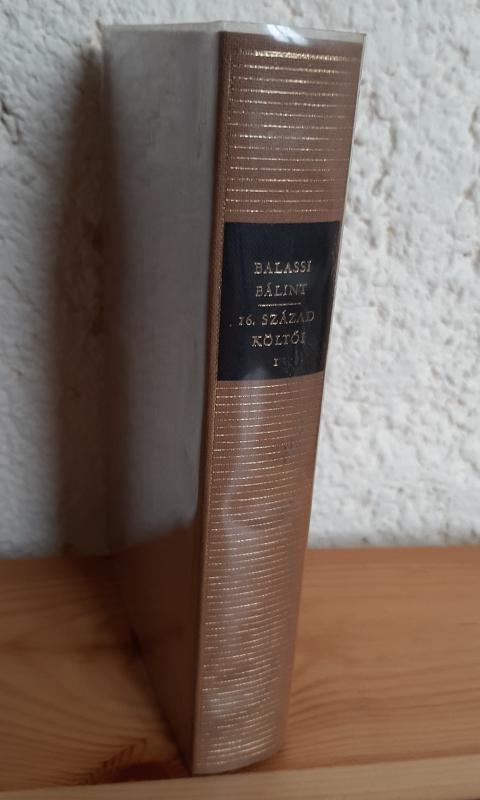 Balassi Bálint: 16. század költői I.
