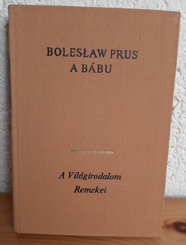 Boleslaw Prus: A bábu
