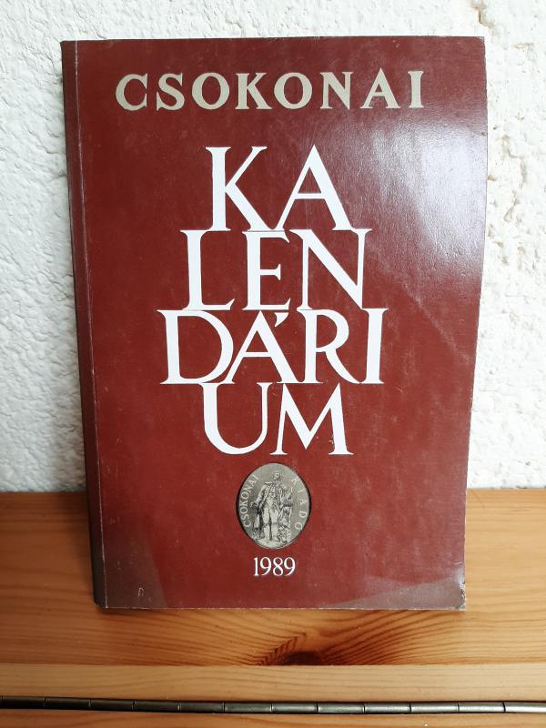 Csokonai Kalendárium 1989